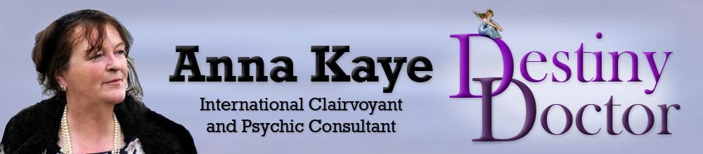Anna Kaye Destiny Doctor
